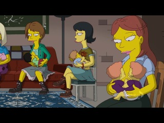 The Simpsons s24e07 - The Day the Earth Stood Cool (� ������� �������� ��������)
